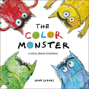 The Color Monster by Llenas