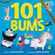 101 Bums by Harper