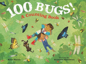 100 Bugs! a Counting Book by Narita
