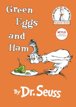 Green Eggs and Ham by Seuss 60th Anniversary Edition