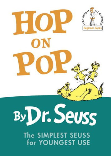 Hop on Pop by Seuss