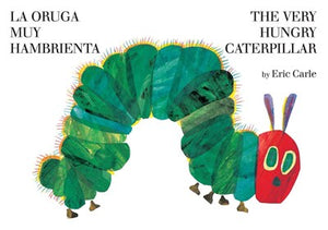 Hungry Caterpillar Bi Lingual