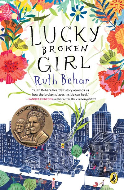 Lucky Broken Girl by Behar