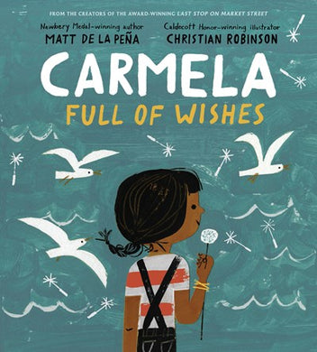 Carmela Full of Wishes by de la Pena