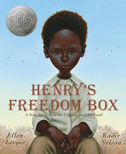 Henry's Freedom Box by Levine