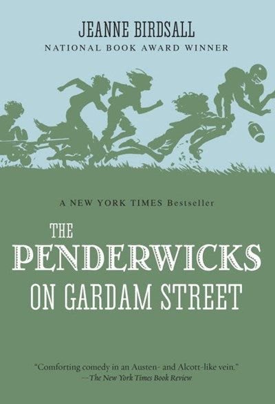 The Penderwicks On Gardham Street by Birdsall