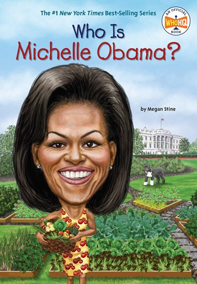 Who Is Michelle Obama? by Stine