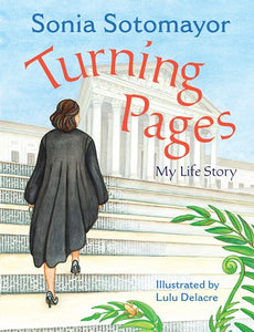 Turning Pages by Sotomayer