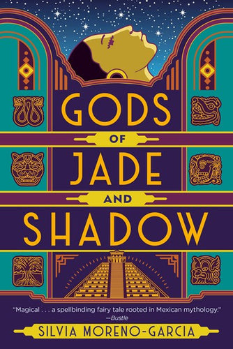 Gods of the Jade and Shadow by Moreno-Garcia