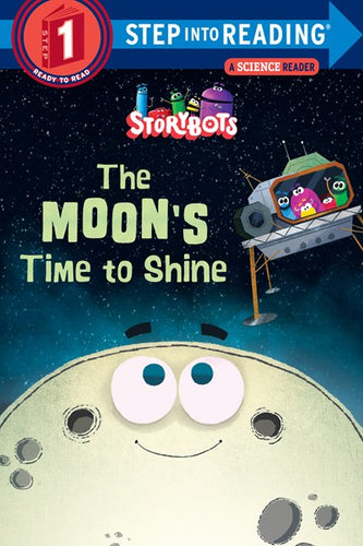Storybots The Moon's Time to Shine