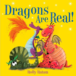 Dragons Are Real by Hatam