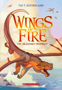 Wings of Fire (#1)  the Dragonet Prophecy by Sutherland