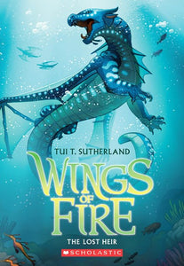 Wings of Fire (#2) the Lost Heir by Sutherland