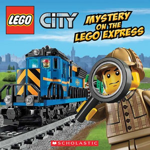 LEGO City Mystery On The LEGO Express