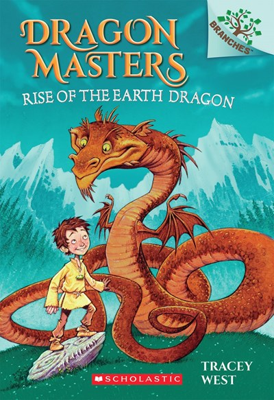Dragon Masters #1 Rise of the Earth Dragon by West