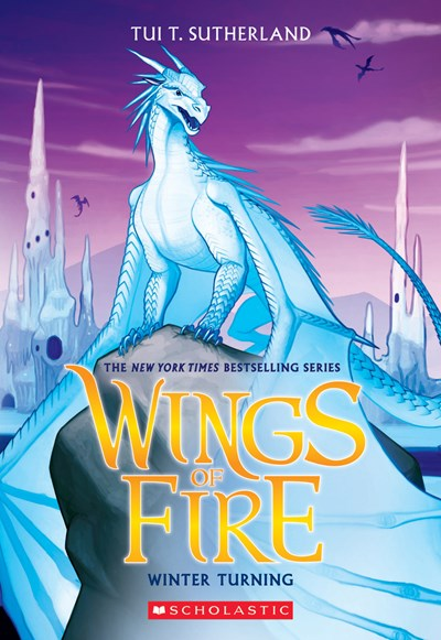 Wings of Fire (#7) Winter Turning by Sutherland
