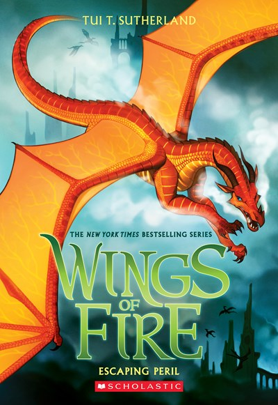 Wing of Fire (#8) Escaping Peril by Sutherland