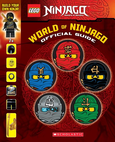 World of Ninjago: Official Guide