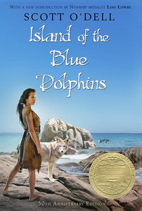 Island of the Blue Dolphins by O'Dell
