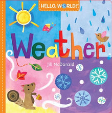 Hello World! Weather by McDonald