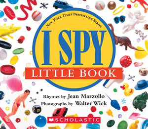 I Spy Little Book by Marzollo