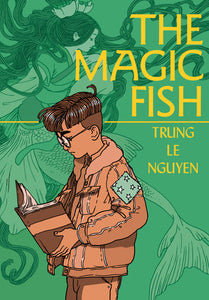 The Magic Fish by Nguyen