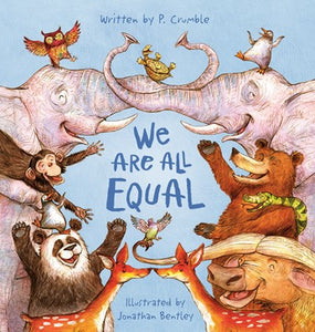 We Are All Equal by Crumble