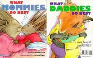What Mommies/Daddies Do Best by Numeroff