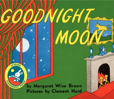 Goodnight Moon by Brown BrdBk