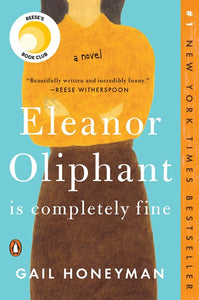 Eleanor Oliphant by Honeyman
