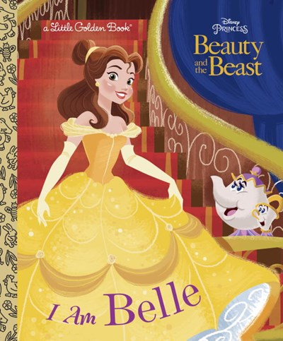 Beauty and the Beast Golden Bk
