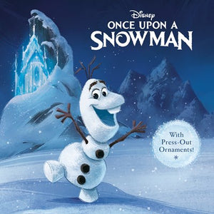 Disney Once Upon A Snowman