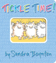 Tickle Time! by Boynton