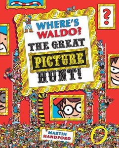Where's Waldo The great picture hunt