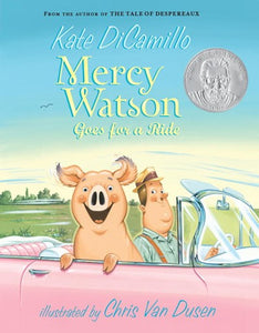 Mercy Watson #2 Goes for a Ride by DiCamillo
