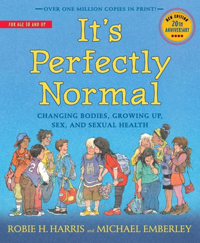 It's Perfectly Normal by Harris