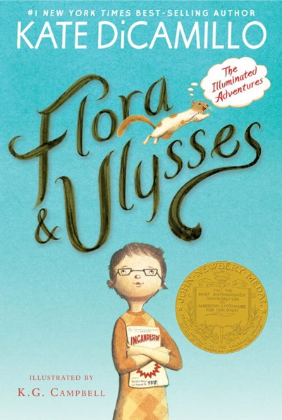 Flora  &  Ulysses by DiCamillo