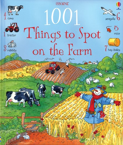 1001 Things to Spot on a Farm