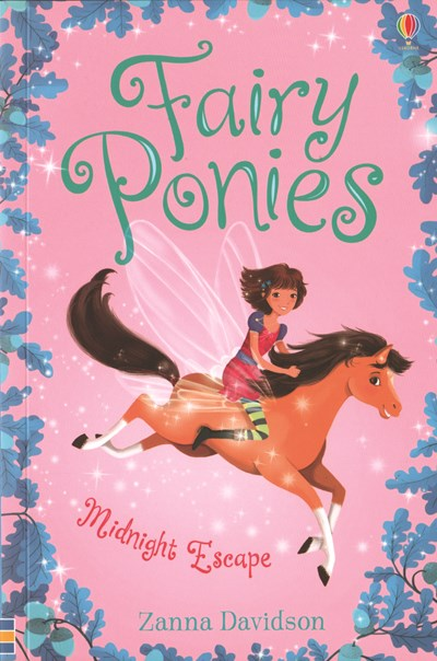 Fairy Ponies (#1) Midnight Escape by Davidson