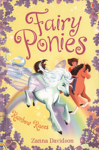 Fairy Ponies (#3) Rainbow Races by Davidson