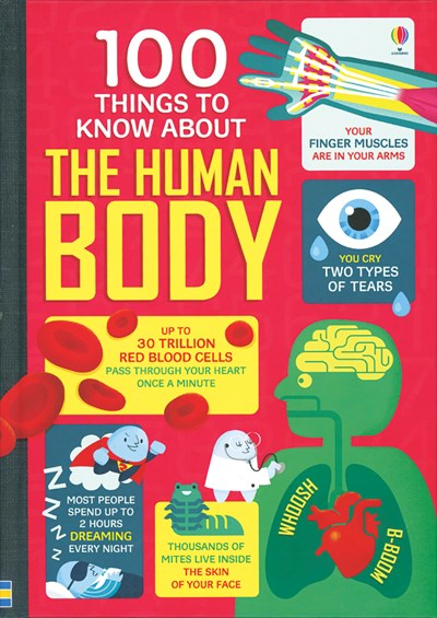 100 Things About the Human Body