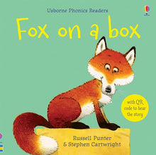 Fox on a Box by Punter