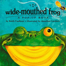 The Wide Mouthed Frog by Faulkner
