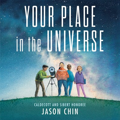 Your Place in the Universe by Chin