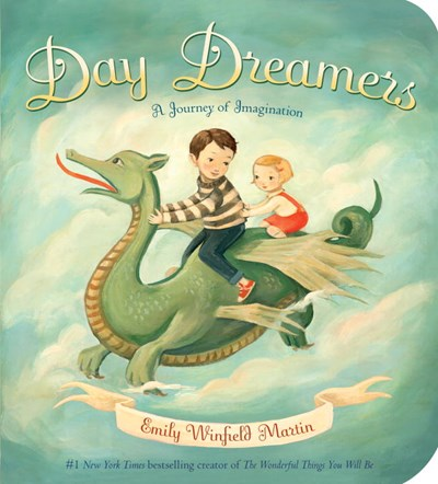 Day Dreamers Board Book by Martin
