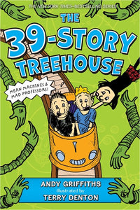 The 39 Story Treehouse by Griffiths