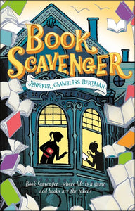 Book Scavenger by Bertman