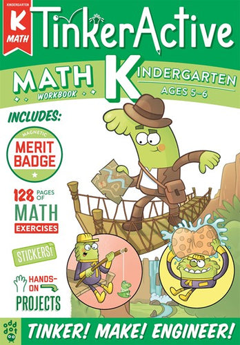 Tinker Active Kindergarten Math