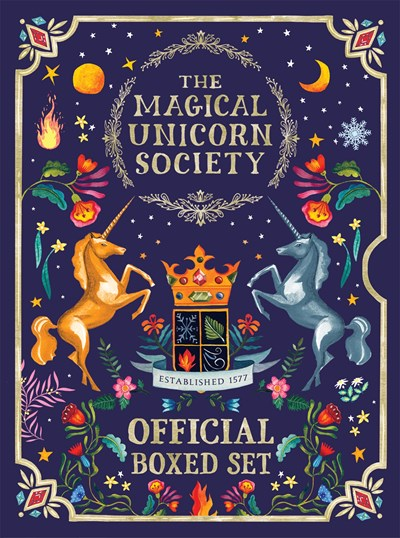 The Magical Unicorn Society Official Box Set