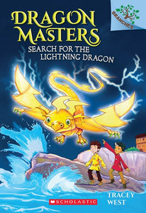 Dragon Masters #7 Search fo Lightning Dragon by West